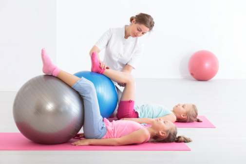 How Physical Therapy Benefits Your Child